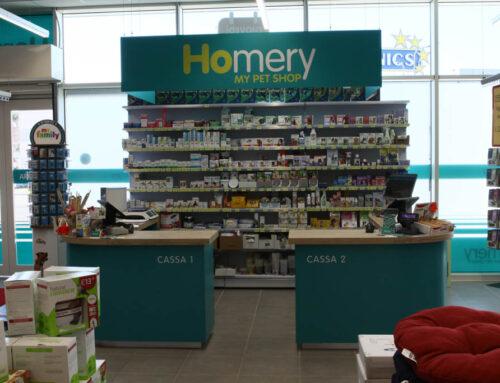 Arredo Homery Pet Shop