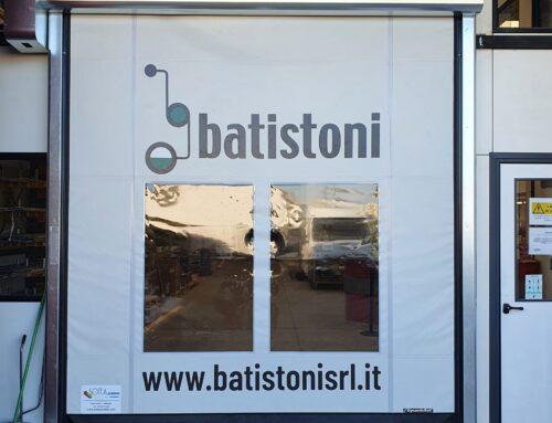 Realizzazione personalizzata per BATISTONI S.R.L.